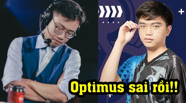 LMHT: BLV Hoàng Luân lên tiếng ủng hộ Minh Nghi trong drama với Optimus