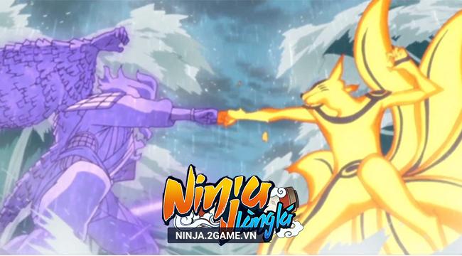 Toàn tập về Vĩ Thú và Susanno – 2 tính năng cực quan trọng trong Ninja Làng Lá mobile