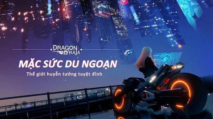 Dragon Raja xuất hiện trang fanpage chính thức bằng tiếng Việt