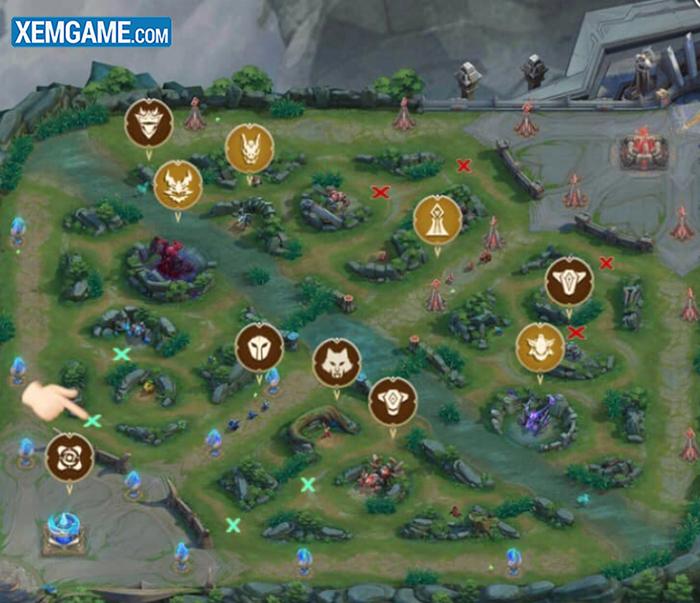 Liên Quân Mobile thêm 4 mắt, game thủ chê thậm tệ: Map thì bé, hết chơi trò núp bụi - Ảnh 4.