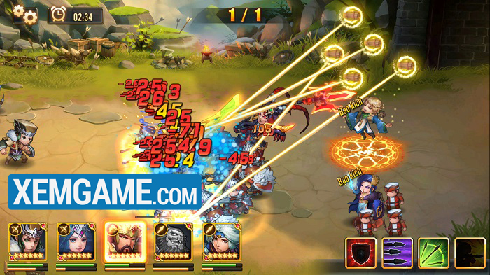 Tam Quốc Origin   XEMGAME.COM
