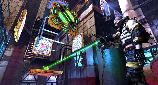Nhanh tay lấy ngay tựa game đang miễn phí Magrunner: Dark Pulse về trên Steam