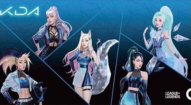 LMHT: Lộ diện K/DA 2020 – Seraphine là thành viên thứ 5 !!!