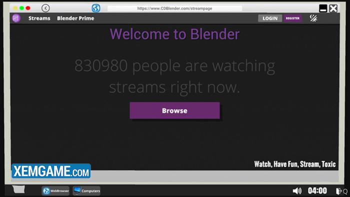 Game mới cực thú vị: nhập vai làm streamer, livestream nhận tiền donate như đời thật - Ảnh 4.