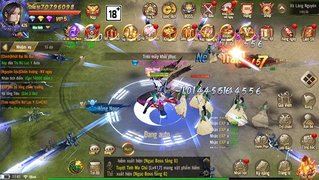 Giang Hồ Chi Mộng: Chơi game thôi mà được tặng iPhone 11 thì còn gì bằng nữa