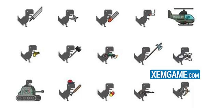 Xuất hiện phiên bản mới của khủng long mất mạng, cho phép sử dụng nhiều loại vũ khí - Ảnh 3.