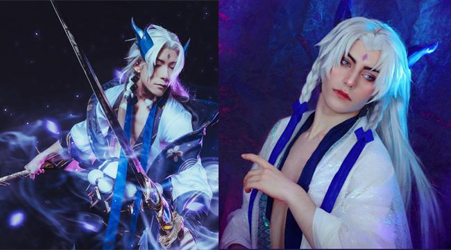 LMHT: Mãn nhãn với cosplay Yone Tà Ảnh Song Kiếm đầy ma mị