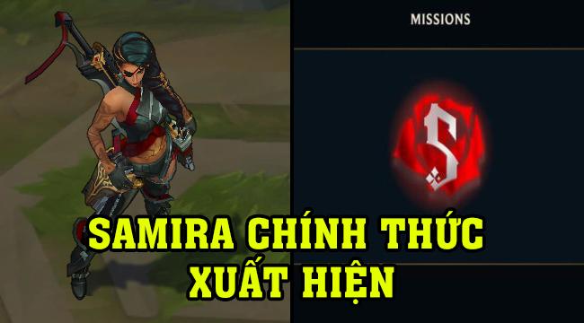 LMHT: Lộ diện bộ kỹ năng chính thức của Samira – Sát Thủ kiêm Xạ Thủ với lối chơi combo ác liệt