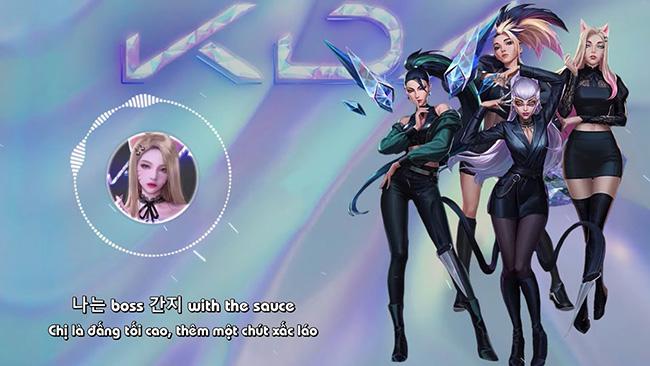 K/DA – THE BADDEST (MV Vietsub)   Định nghĩa các chị đại trong LMHT