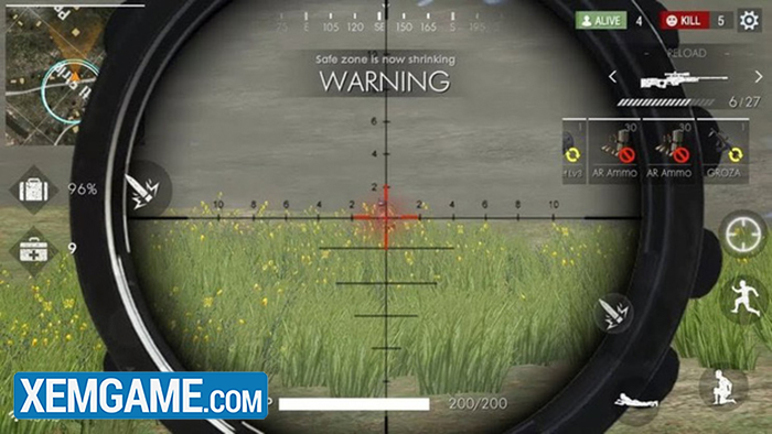 Free Fire: Nếu muốn headshot như một chuyên gia, bỏ túi ngay 4 mẹo cực đỉnh này! - Ảnh 4.