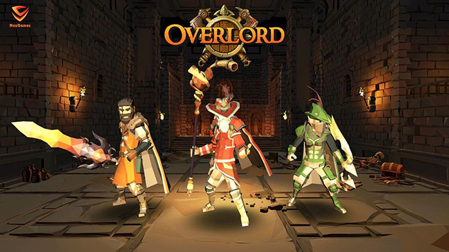 Overlord – Battle Royale vui nhộn theo phong cách game io