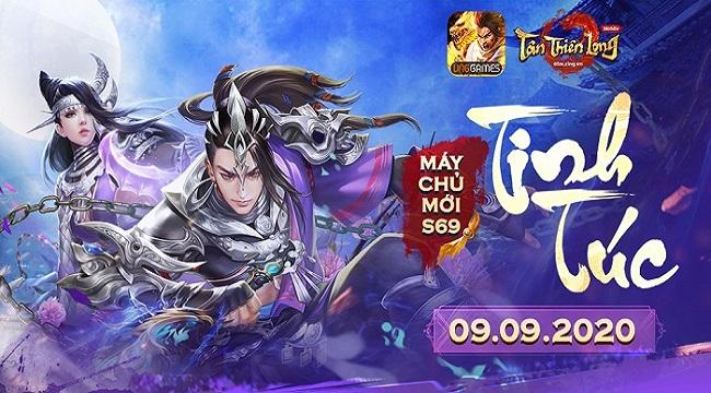 Tân Thiên Long Mobile VNG chính thức cập nhật Tinh Túc Độc Mệnh với dàn sự kiện hấp dẫn
