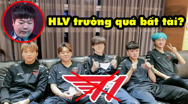 LMHT: T1 bị loại khỏi CKTG 2020, fan phẫn nộ cho rằng HLV trưởng quá bất tài