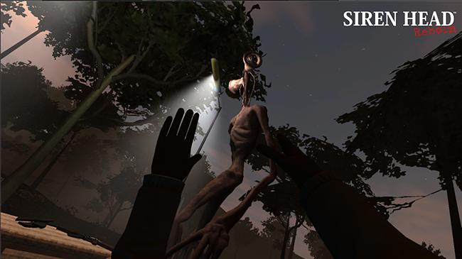 Siren Head:Reborn – game kinh dị dựa trên truyền thuyết đô thị kỳ bí