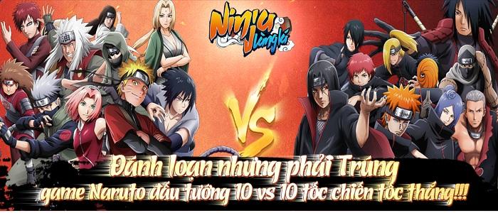 Tặng 888 giftcode game Ninja Làng Lá 1