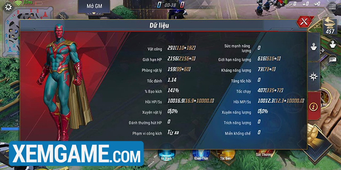 MARVEL Super War VN | XEMGAME.COM
