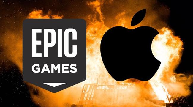 Epic Games kiện tụng thất bại, Fortnite bị xoá không hẹn ngày về