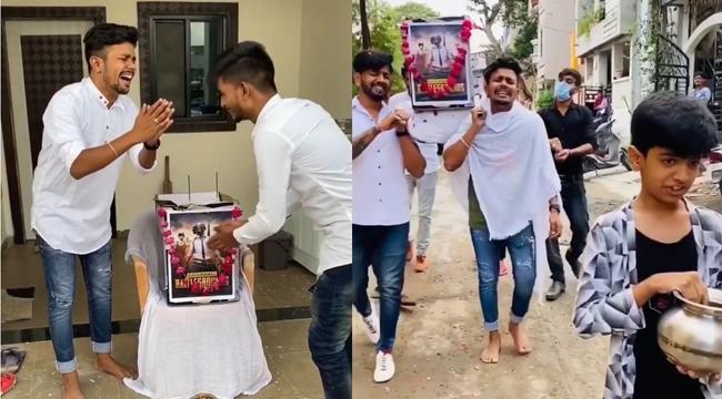 Game thủ Ấn Độ làm lễ tang cho… PUBG Mobile sau quyết định khai tử của chính quyền