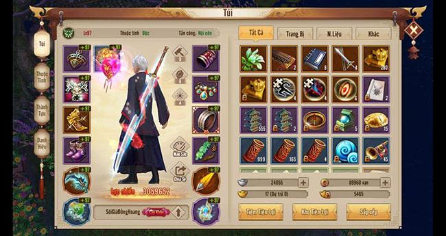 Tinh Túc Độc Mệnh mở ra vô số hướng đột phá sức mạnh cho người Tân Thiên Long Mobile