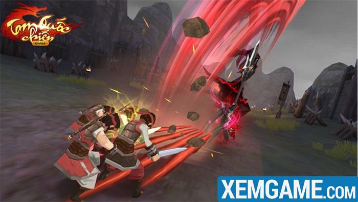Tam Quốc Chiến Chibi | XEMGAME.COM