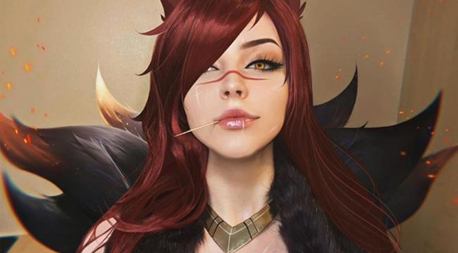 LMHT: Nhan sắc hút hồn của nữ cosplayer với những màn hoá thân hệt như bản gốc