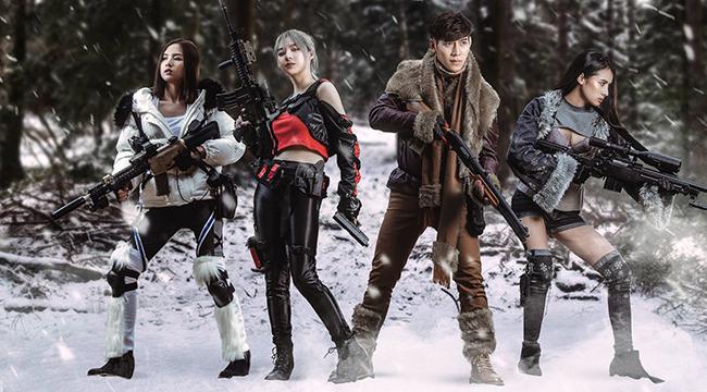 PUBG Mobile: Mãn nhãn với bộ ảnh cosplay Chiến Binh Mùa Đông