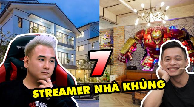 TOP 7 streamer Việt Nam thành công và sở hữu bất động sản hàng tỷ đồng