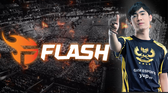 "LMHT: Team Flash sắp nổ bom tấn với ""Captain Levi""?"