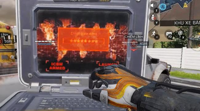 Call of Duty: Mobile VN – Cách mở khoá và kích nổ Bom Hạt Nhân