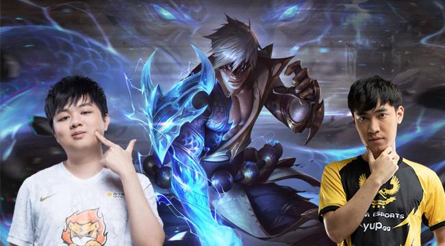 SofM và Levi được họa sĩ Việt Nam vinh danh trong skin Lee Sin Nộ Long Cước