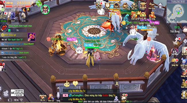 Thiên Ngoại Giang Hồ gợi nhớ những kỉ niệm chơi game Võ Lâm thời đầu