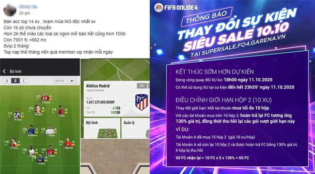 """FIFA Online 4: Top Players đồng loạt nghỉ game vì sự kiện""""hút máu"""", Garena cuống cuồng """"sửa sai"""""""