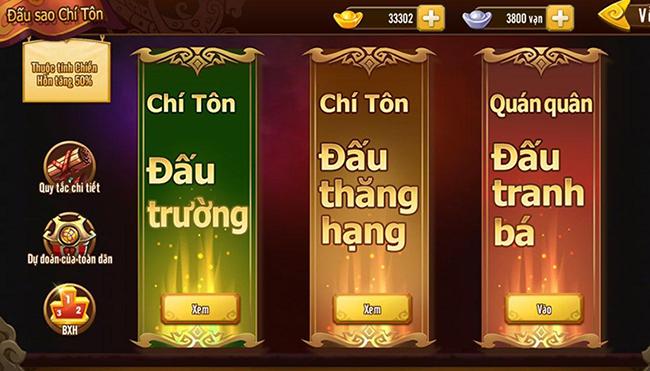 Tam Anh Thủ Thành tưng bừng đón giải đấu Minh Tinh Chiến mùa 2