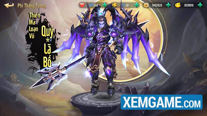 Ma Thần Tam Quốc | XEMGAME.COM