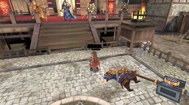 Tam Quốc Chiến Chibi có dàn hoạt động đầy cạnh tranh cho game thủ thử qua