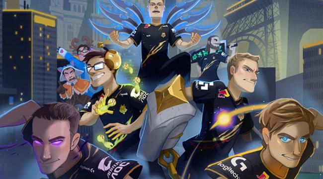 LMHT: Mới vào Bán Kết, G2 Esports đã chọn sẵn trang phục vô địch CKTG 2020