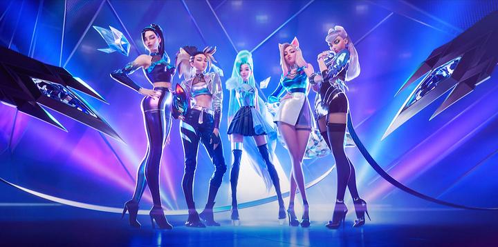 LMHT: K/DA ra mắt MV MORE – Seraphine chính thức debut