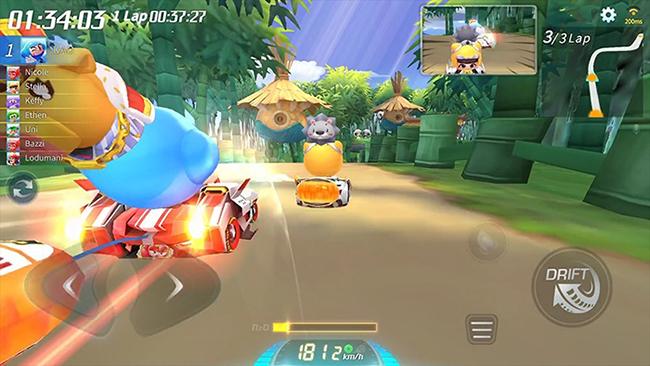 KartRider Rush+ chuẩn bị được phát hành tại Việt Nam