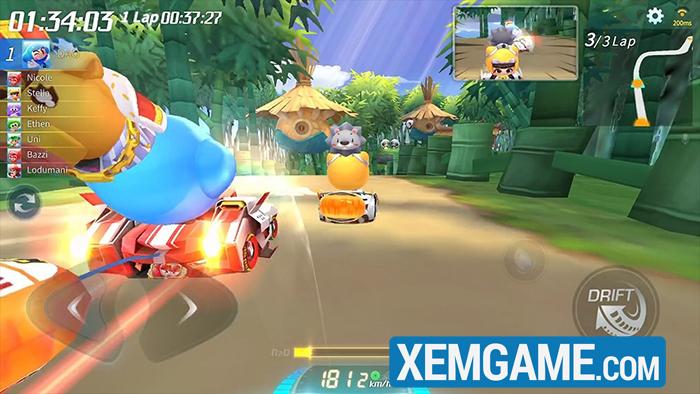 KartRider Rush | XEMGAME.COM