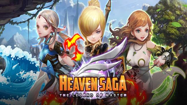 Heaven Saga – game thẻ tướng nhập vai với đồ họa chibi đặc sắc