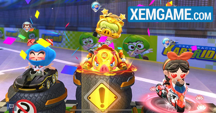 This image has an empty alt attribute; its file name is kart-rider-rush-ra-mat-chinh-thuc-4.jpg