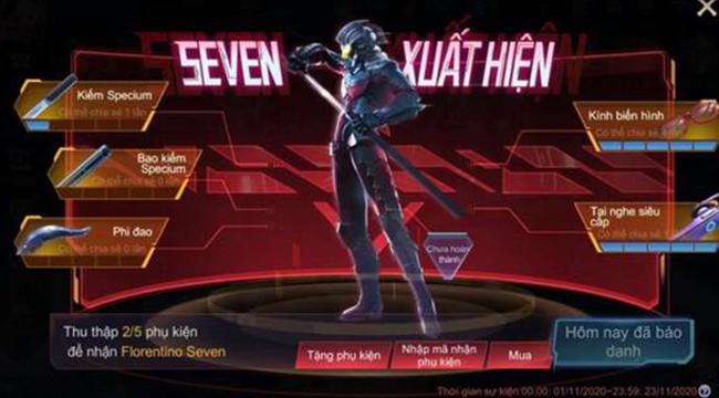 """Liên Quân Mobile: Hướng dẫn nhận Free Ultraman """"thần tốc"""""""