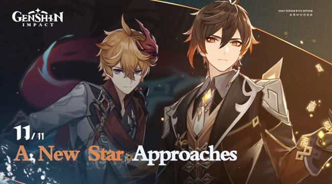Genshin Impact: Chi tiết về các nhân vật mới trong bản cập nhật 1.1