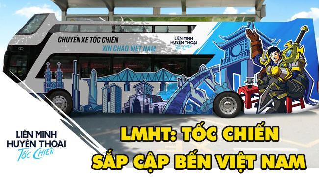 VNG bắt đầu tổ chức sự kiện, LMHT: Tốc Chiến sẽ sớm cập bến Việt Nam