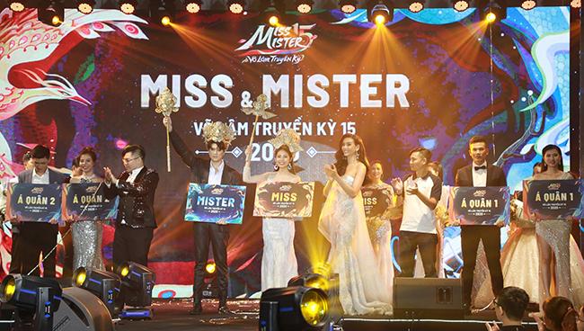 Miss & Mister Võ Lâm Truyền Kỳ 15: Lộ diện chủ nhân của Vương Miện và Quyền Trượng danh giá