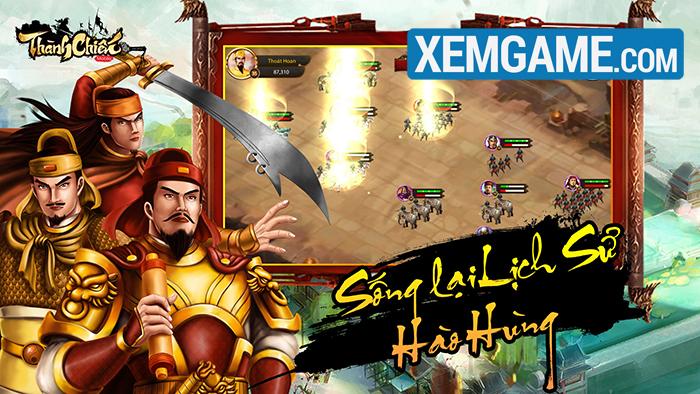 Thành Chiến Mobile | XEMGAME.COM