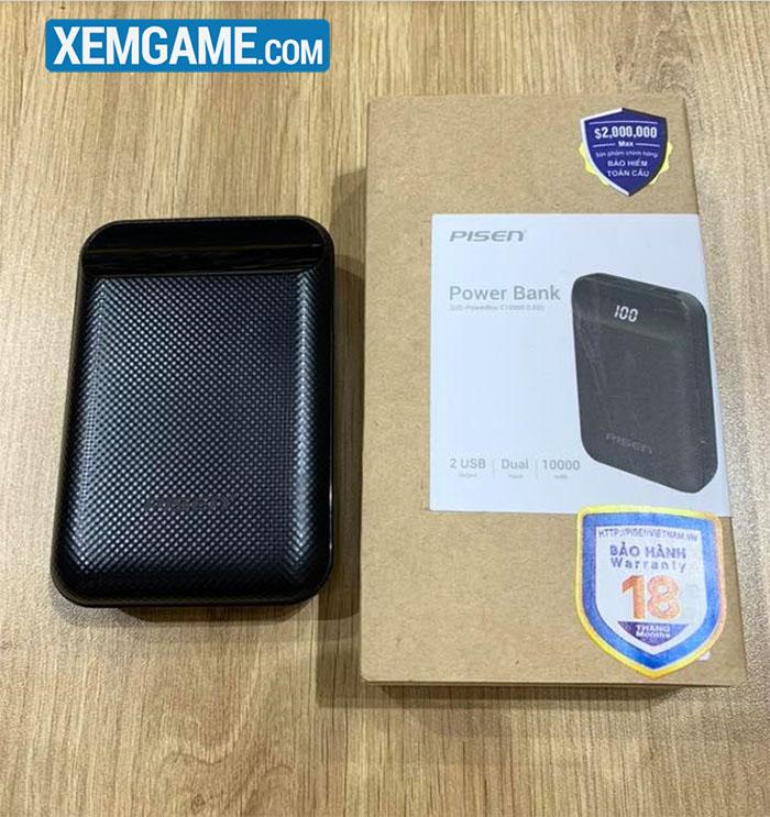 review-sac-du-phong-pisen-power-box-c10000