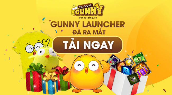 Gunny PC – Webgame Casual kết hợp MMORPG 11 năm tuổi đã có phiên bản launcher