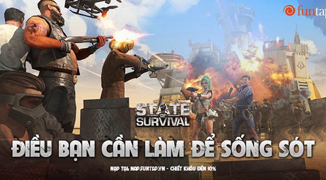 4 điều mà game thủ cần lưu ý trước khi State of Survival chính thức ra mắt