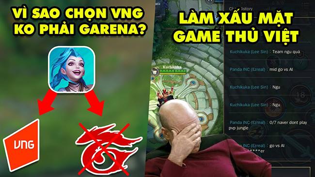 LMHT Tốc Chiến 24h: Vì sao Riot chọn VNG chứ không phải Garena, Game thủ Việt khiến dân mạng ái ngại